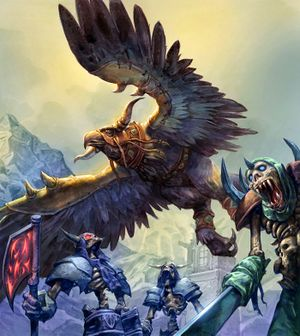 Flight Form - Wowpedia - Your wiki guide to the World of Warcraft