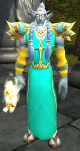 Image of High Priest Thel'danis