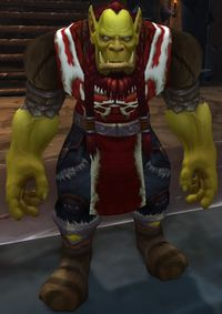 Image of Innkeeper Grak