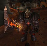 Image of Commander Gar