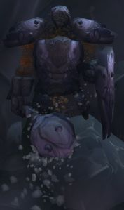 Image of Immortal Stone Protector