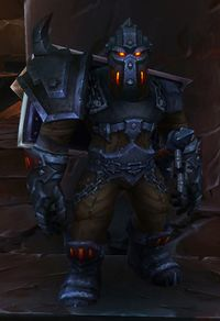Image of Mag'har Warder