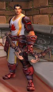 Image of Scarlet Archer
