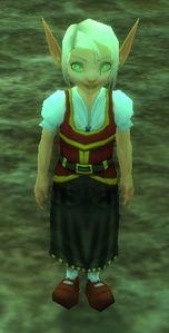 Image of Blood Elf Child