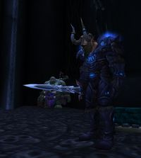 Image of Death Knight Master