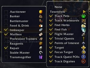 Tracking - Wowpedia - Your wiki guide to the World of Warcraft