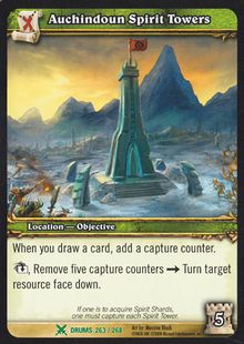 Auchindoun Spirit Towers TCG Card.jpg
