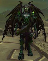 Image of Commander Vecaya
