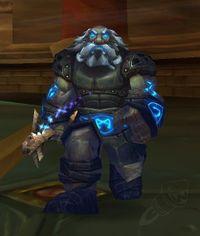 Image of Dark Rune Elementalist