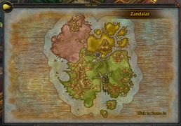 Flight Map - Wowpedia - Your wiki guide to the World of Warcraft