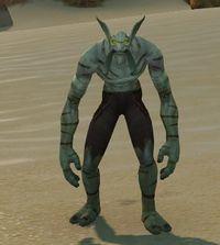 Image of Sandfury Zombie