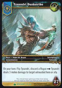 Tysandri Duskstrike TCG Card.jpg