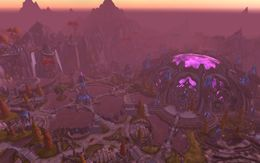 Shattrath City on Draenor.jpg