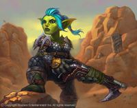 Goblin - Wowpedia - Your wiki guide to the World of Warcraft