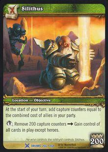 Silithus TCG Card.jpg
