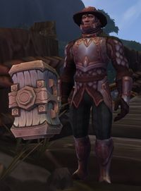 Image of Storm's Wake Footman