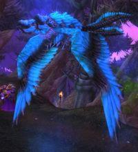 Image of Angered Arakkoa Protector
