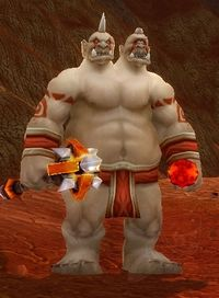 Image of Dreadmaul Flamebelcher
