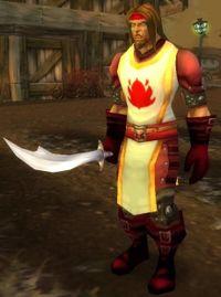 Image of Scarlet Hunter