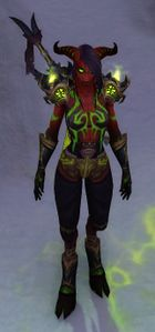 Image of Felsoul Chaos Mage