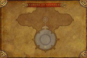 Throne of Thunder map