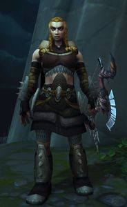 Image of Beastmaster Hilaire