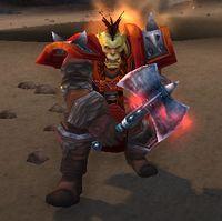 Image of Dominance Grunt