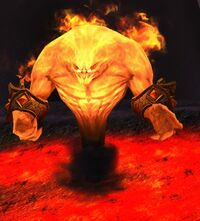 Image of Raging Flame