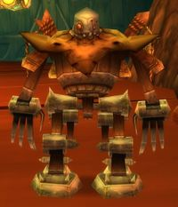 Image of Remote-Controlled Golem