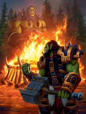 Thrall - Wowpedia - Your wiki guide to the World of Warcraft