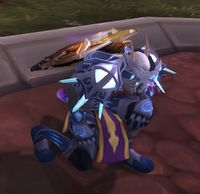 Image of Wounded Kirin Tor Guardian