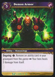 Demon Armor TCG Card.jpg