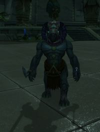 Image of Oathsworn Scorpid Keeper