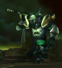 Image of Shadowsworn Drakonid