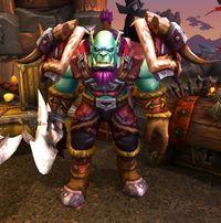 Image of Stone Guard Brokefist