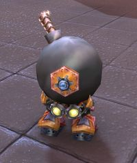 Image of Unstable Bomb Bot