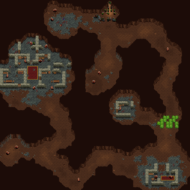 The Dead Mines (WC1 Orc)