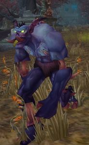 Image of Withered Troll