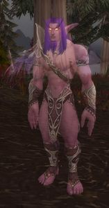 Image of Druid of the Claw
