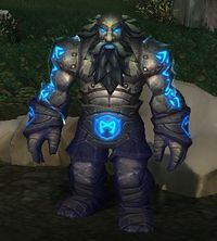 Image of Iron Rune Stonecaller
