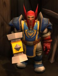 Image of Ironforge Crusader