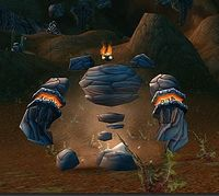 Image of Lesser Rock Elemental