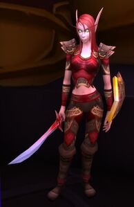 Image of Blood Knight Adept