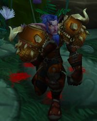 Image of Injured Druid of the Claw