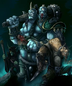 Ogre - Wowpedia - Your wiki guide to the World of Warcraft