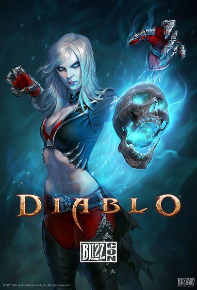 File:Diablo BlizzCon 2017.jpg