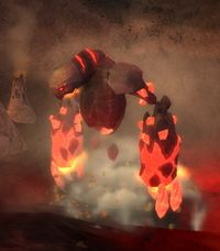 Image of Magma Elemental