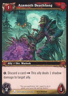 Azamoth Deathfang TCG Card.jpg