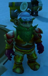 Image of Recovered Gnome