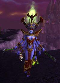Image of Wrath Priestess